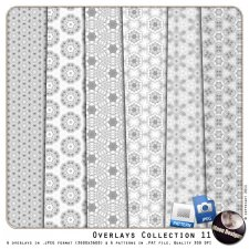 Overlays Collection 11 by MoonDesigns
