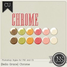 Bella Grace Chrome PS Styles by Just So Scrappy