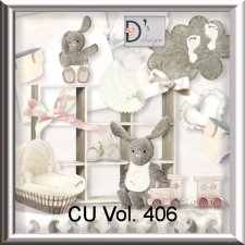 Vol. 406 Baby Mix by Doudou Design