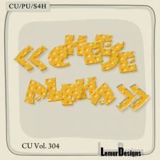 CU Vol 304 Cheese Alpha by Lemur Designs