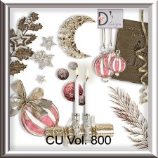 Vol. 800 christmas by Doudou Design