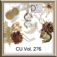 Vol 276 -Winter Christmas by Doudou Design