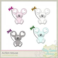 Action Mouse by Pathy Design