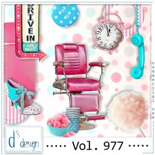 Vol. 977 Fifties Mix by Doudou Design