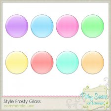 Style Frosty Glass by Pathy Design