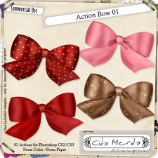 Bow 01 Action by Cida Merola