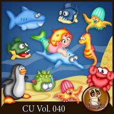 CU Vol 040 Sea Elements by Lemur Designs