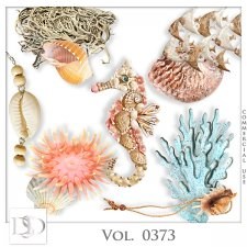 Vol. 0373 Sea Mix by D's Design