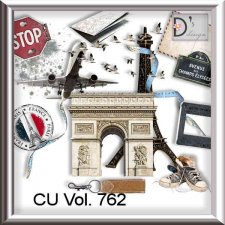 Vol 762 Travel World by Doudou Design
