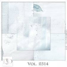 Vol 0314 Winter Papers by D's Design