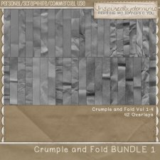 Crumple & Fold BUNDLE 1
