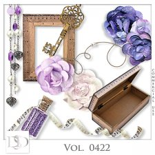 Vol. 0422 to 0426 Vintage Mix by D's Design