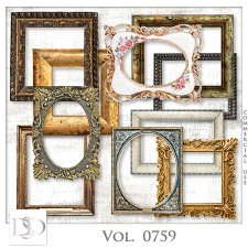 Vol. 0759 Frames Mix by D's Design