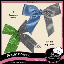 Pretty Bows 05 by Boop Designs