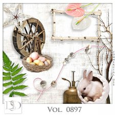 Vol. 0897 Spring Nature Mix by D's Design