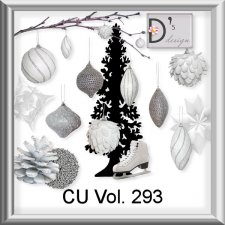 Vol 293 Winter Christmas by Doudou Design