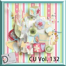 Vol. 132 Paper & Elements by Doudou Design