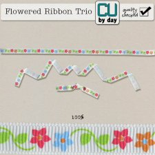 Summer Ribbon Bundle - CUbyDay EXCLUSIVE
