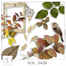 Vol. 0428 Nature Mix by D's Design