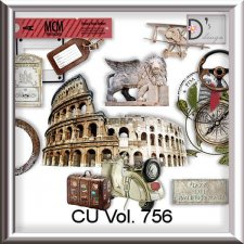 Vol 755 to 759 Travel World by Doudou Design