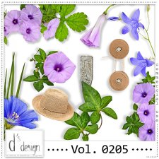 Vol. 0205 Nature Mix by Doudou Design