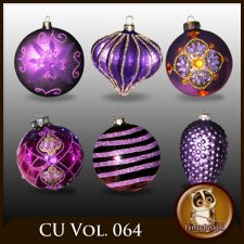 CU Vol 064 Christmas by Lemur Designs