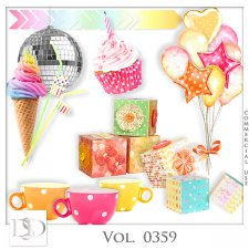 Vol. 0359 Party Mix by D's Design