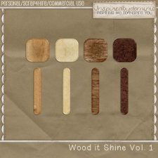 Wood it Shine Vol 1