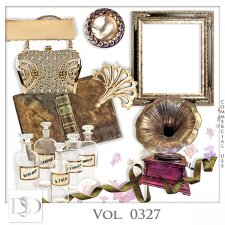 Vol. 0327 Vintage Mix by D's Design