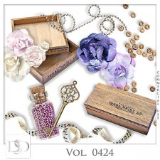 Vol. 0424 Vintage Mix by D's Design