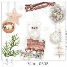 Vol. 0308 Christmas Mix by D's Design