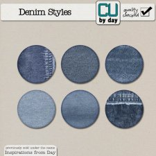 Denim Styles - CUbyDay EXCLUSIVE