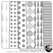 Overlays Collection 43 by MoonDesigns