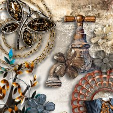Vol. 913 Steampunk Mix by Doudou Design