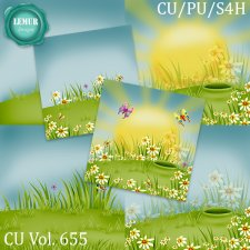 CU Vol 655 Papers by Lemur Designs