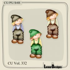 CU Vol 332 Gnome 2 by Lemur Designs