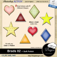 Brads 02 - Soft Polish ACTION by Boop Designs