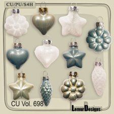 CU Vol 698 Christmas by Lemur Designs