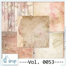 Vol. 0053 Vintage papers by Doudou Design