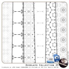 Overlays Collection 25 by MoonDesigns