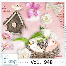 Vol. 948 Spring Mix by Doudou Design