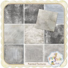 Vintage Painted Texture 1 EXCLUSIVE by PapierStudio Silke
