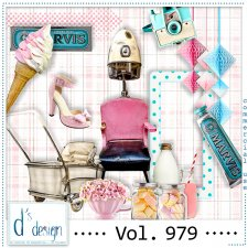 Vol. 979 Fifties Mix by Doudou Design