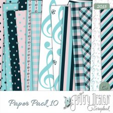 Paper Pack 10 Pathy Design