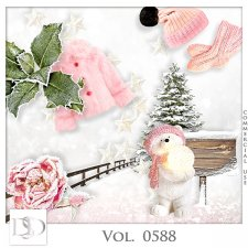 Vol. 0588 Winter Mix by D's Design