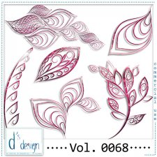 Vol. 0068 Doodles Mix by Doudou Design