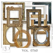 Vol. 0760 Frames Mix by D's Design