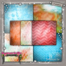 PAPERS Vol 111 Geometric 4 EXCLUSIVE byMurielle