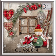Vol. 814 christmas by Doudou Design