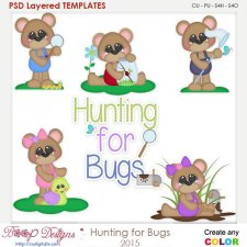 Hunting for Bugs Layered Element Templates